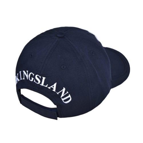 Gorra unisex azul marino modelo KLdonte de Kingsland
