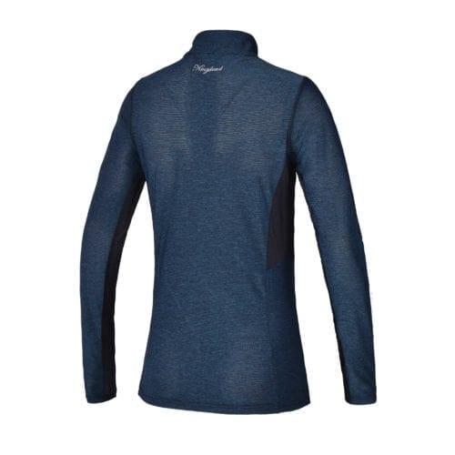 Camiseta técnica azul de mujer modelo KLserenity de Kingsland