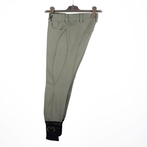 Pantalones de competición verde caqui (grip rodilla) modelo Lorient de Vestrum.