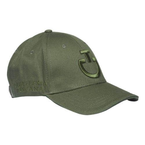 Gorra verde de Cavalleria Toscana