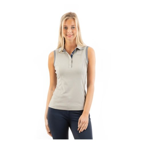 ANKY Poloshirt sleeveless ATC211202 - Limestone