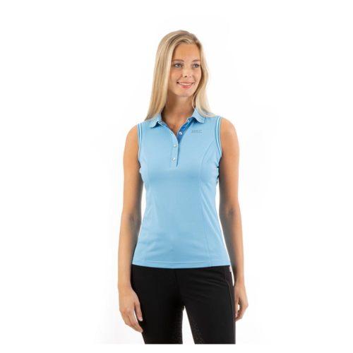 ANKY Poloshirt sleeveless ATC211202 - Bonnie Blue