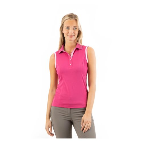ANKY Poloshirt sleeveless ATC211202 - Very Berry