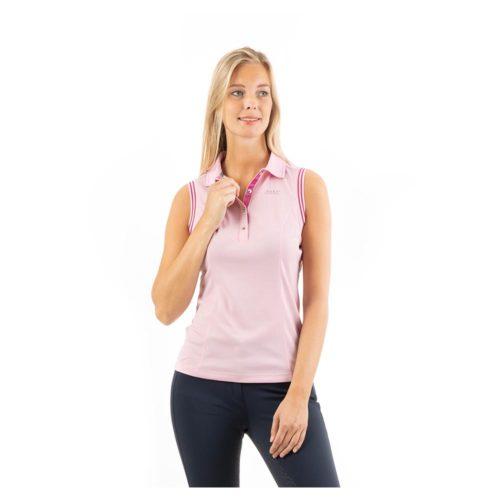 ANKY Poloshirt sleeveless ATC211202 - Candy Pink