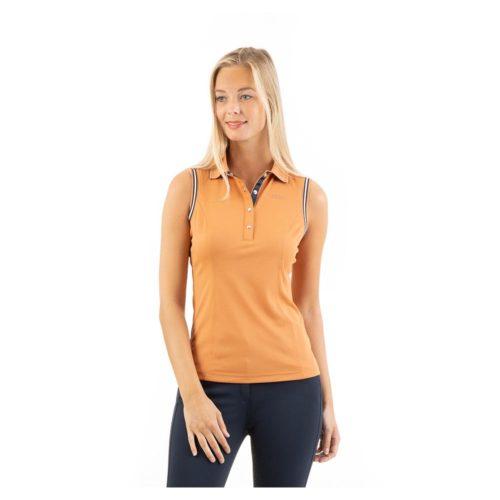 ANKY Poloshirt sleeveless ATC211202 - Copper