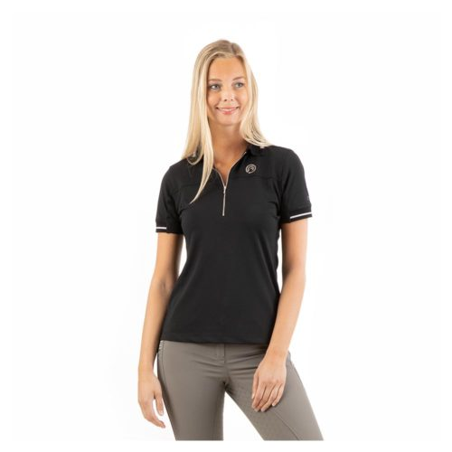 ANKY Poloshirt Short Sleeve ATC211204 - Black