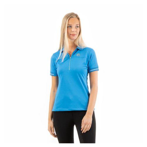 ANKY Poloshirt Short Sleeve ATC211204 - Brilliant Blue