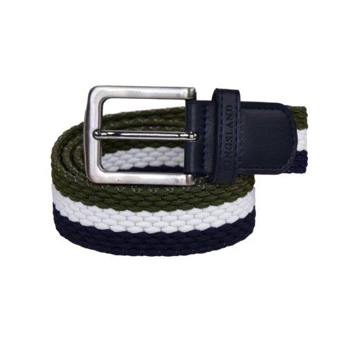 KLlogan Unisex Braided Belt